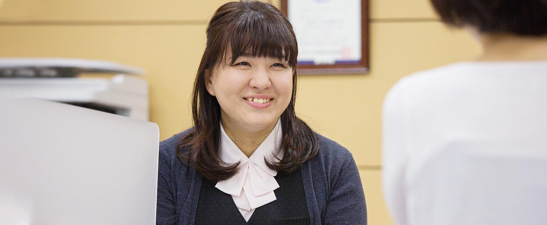 京浜保健衛生協会の受付