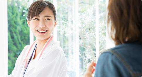 レディースデー(女性専用の健診日)人間ドックの検査項目